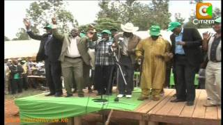 The Kibaki Succession: Martha Karua