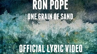 download lagu Ron Pope - One Grain Of Sand gratis