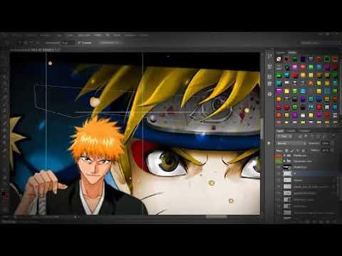 Speed Art 3d Anime #byjonathanbaquero02 video