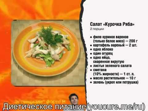 Рецепты вкусного и диетического питания