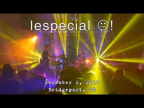 lespecial: 2017-12-02 - The Acoustic; Bridgeport, CT [4K]