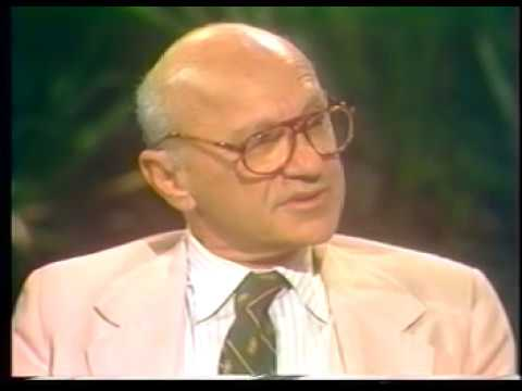 Milton Friedman - Greed