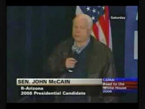 John McCain Keeps Putin Awake At Night