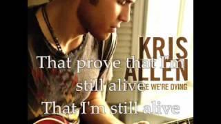 Watch Kris Allen Lifetime video