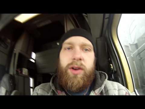 My Trucking Life - Trip 32 Day 4 - South East Coast, USA