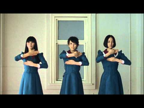 PV spending all my time -Perfume