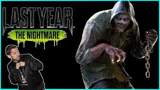Sohinki Plays Last Year: The Nightmare! Killer and Survivor Gameplay!