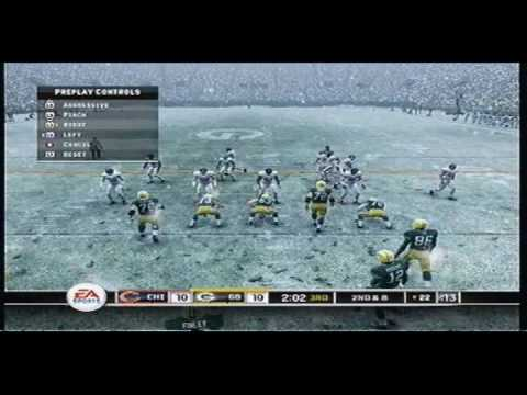 Madden NFL 10: Packers vs