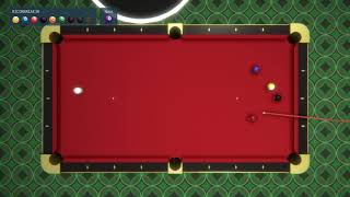 Nebula Realms Games: Pool Practice (1 player) #3
