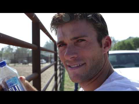 Scott Eastwood Bull Ride