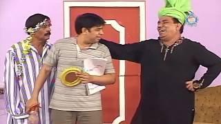 Nasir Chinyoti Ghazal and Naseem Vicky Stage Drama Chalis Chor Full Comedy Clip