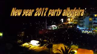 New Year 2017 Party Albufeira