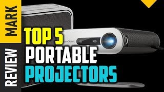 Top Portable projectors - 5 Best Portable projectors 2019 Reviews By Review Mark
