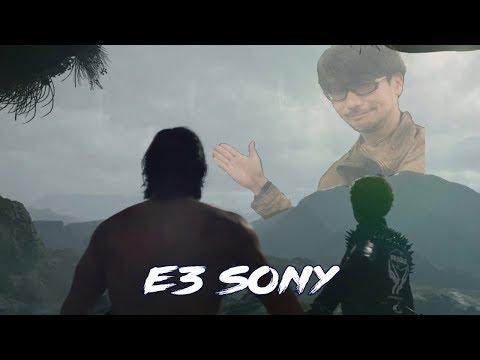 Мэддисон комментирует E3 - Sony