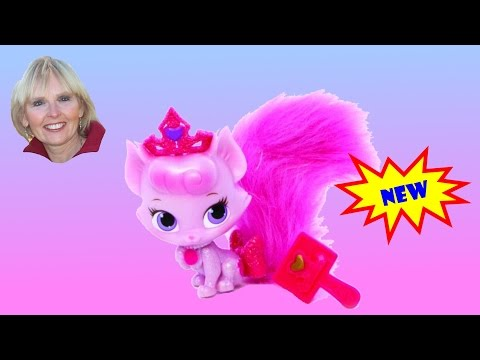 "♥♥  Palace Pets  Aurora's Kitty ""Beauty""  