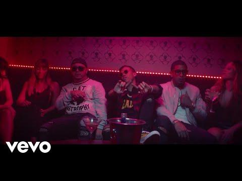 0 - Pusho Ft. Jhay Cortez Y Jory Boy - Donde No Se Vea (Official Video)