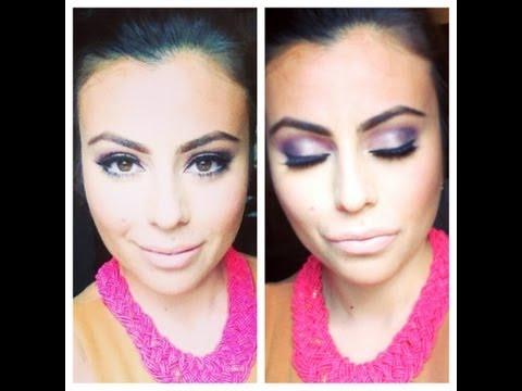 Lilly Ghalichi (Shahs of Sunset) inspired makeup tutorial + Lilly Lashes!