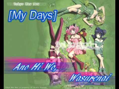 [My Days] Ano Hi Wo, Wasurenai [Gohoshi Cover]