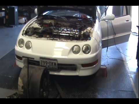 Acura Denver on Stock Acura Integra Ls  1 8 Liter Engine  Www Injectordynamics Com