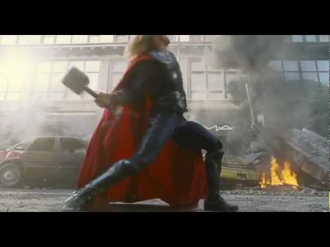 Trailer The Avengers (ITA)