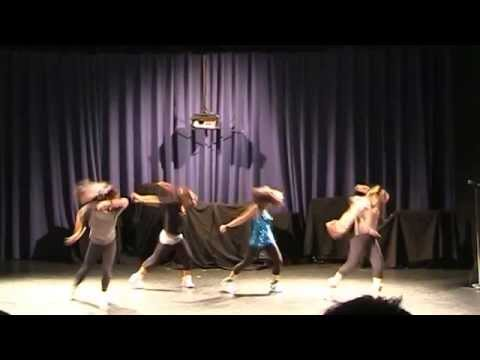 UCO Nepali Night 2012-Hiphop Dance by Anuja, Ashmita,Chanda and Rama