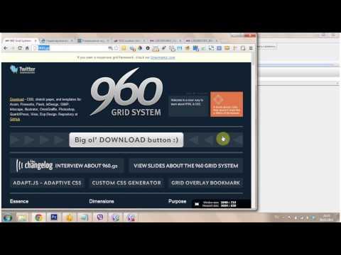 Разрешение экрана при создании дизайна сайта. Модульная сетка. Фиксированный и резиновый дизайн (1)