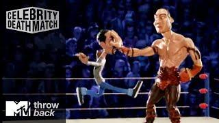 """'Chris Rock vs. Dwayne """"The Rock"""" Johnson' Official Clip   Celebrity Deathmatch   #TBTMTV"""