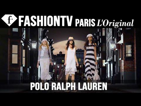 Polo Ralph Lauren Spring/Summer 2015 Runway Show   New York Fashion Week NYFW   FashionTV