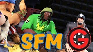 Super Best Friends Animated: Wakka's Revenge [SFM]