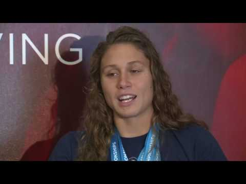 UofL swimming returns with 11 medals from World Championships