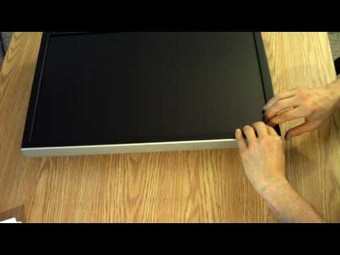 Dell 2407WFP Monitor Power Button Repair Part  1