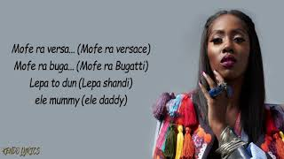 Tiwa Savage - 49-99 (lyrics) 🎵