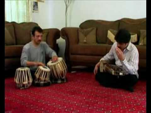 Homayun Sakhi, Art Of Rubab.flv video