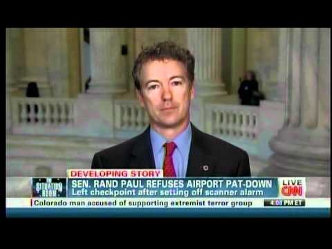 Sen. Rand Paul on The Situation Room with Wolf Blitzer - 1/23/12