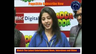Sadda Adda - Music Launch Of The Film Sadda Adda By Sunidhi Chauhan.
