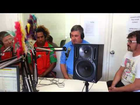 Vanuatu Rugby League, Pre-Game Radio Interview at BuzzFm