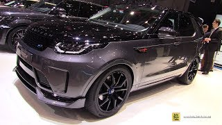 2018 Land Rover Discovery Startech - Exterior and Interior Walkaround - 2018 Geneva Motor Show