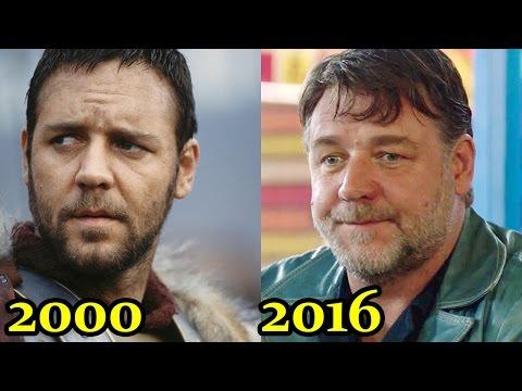 Как изменились актёры фильма Гладиатор? (Тогда и сейчас)