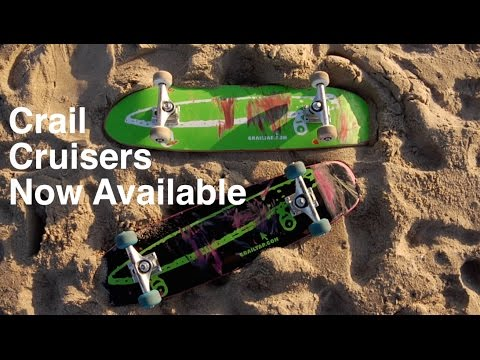 Crail Cruisers Now Available