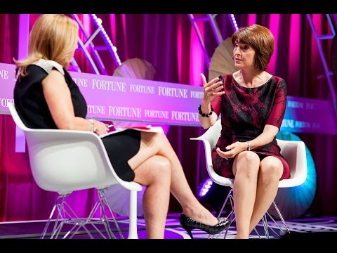 Congresswoman Cathy McMorris Rodgers at the Most Powerful Women Summit 2015