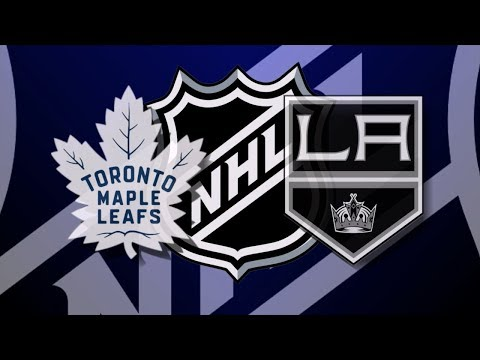 Торонто – Лос-Анджелес (24.10.17) Обзор матча...