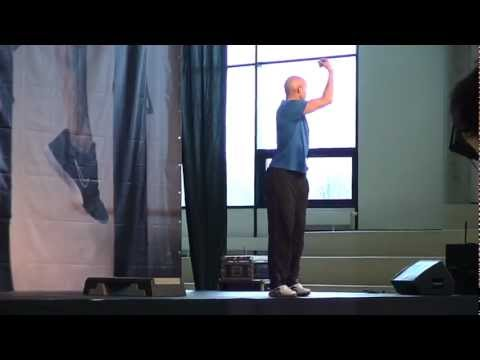 Andi goller  core workout  nike convention estonia 2012