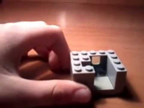 Как сделать сейф из лего