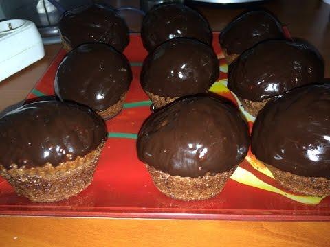 Как сделать домашние шоколадные кексы