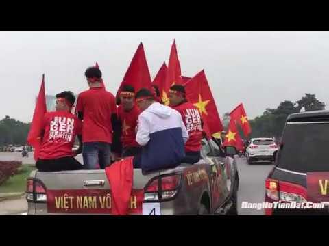 Trực Tiếp Không Khí Tại Chảo Lửa Mỹ Đình Trận Chung Kết : Việt Nam - Malaysia