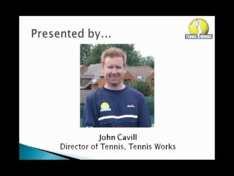 Tennis Works TV - Episode 61 - Updated 1st April 2013