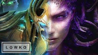 StarCraft 2: NEEB vs SCARLETT! (Bo7)