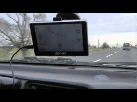 Lexand ST-5350 - GPS-навигатор