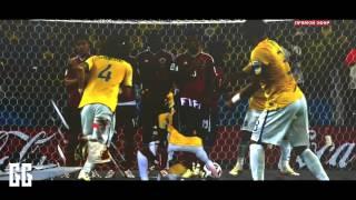 David Luiz Amazing Goal VS Columbia #GoGoli