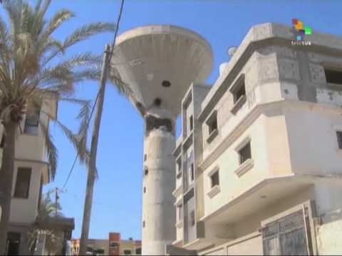 Israeli Air Strikes Hit Gaza Targets